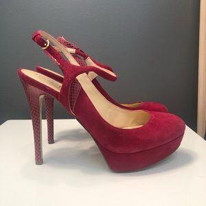 25d521f05e7 Women s Ivanka Trump Slingback Heels on Poshmark